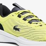 Lacoste Run Spin 0721 1 Sfa Kadın Sarı - Beyaz Sneaker