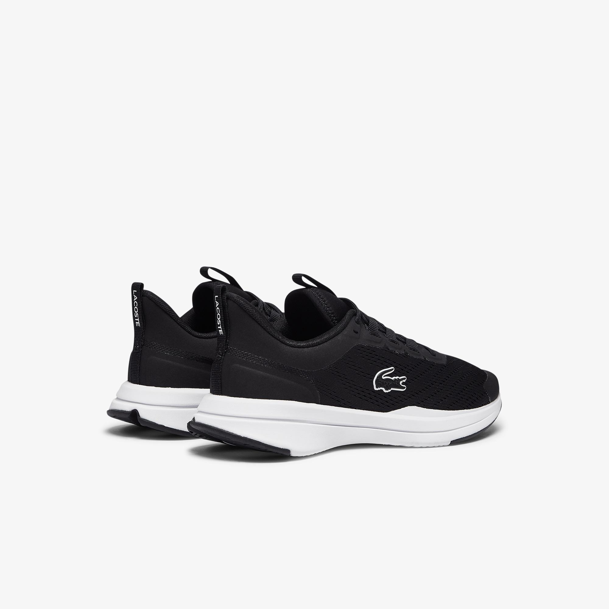 Lacoste Run Spin 0721 1 Sfa Kadın Siyah - Beyaz Sneaker