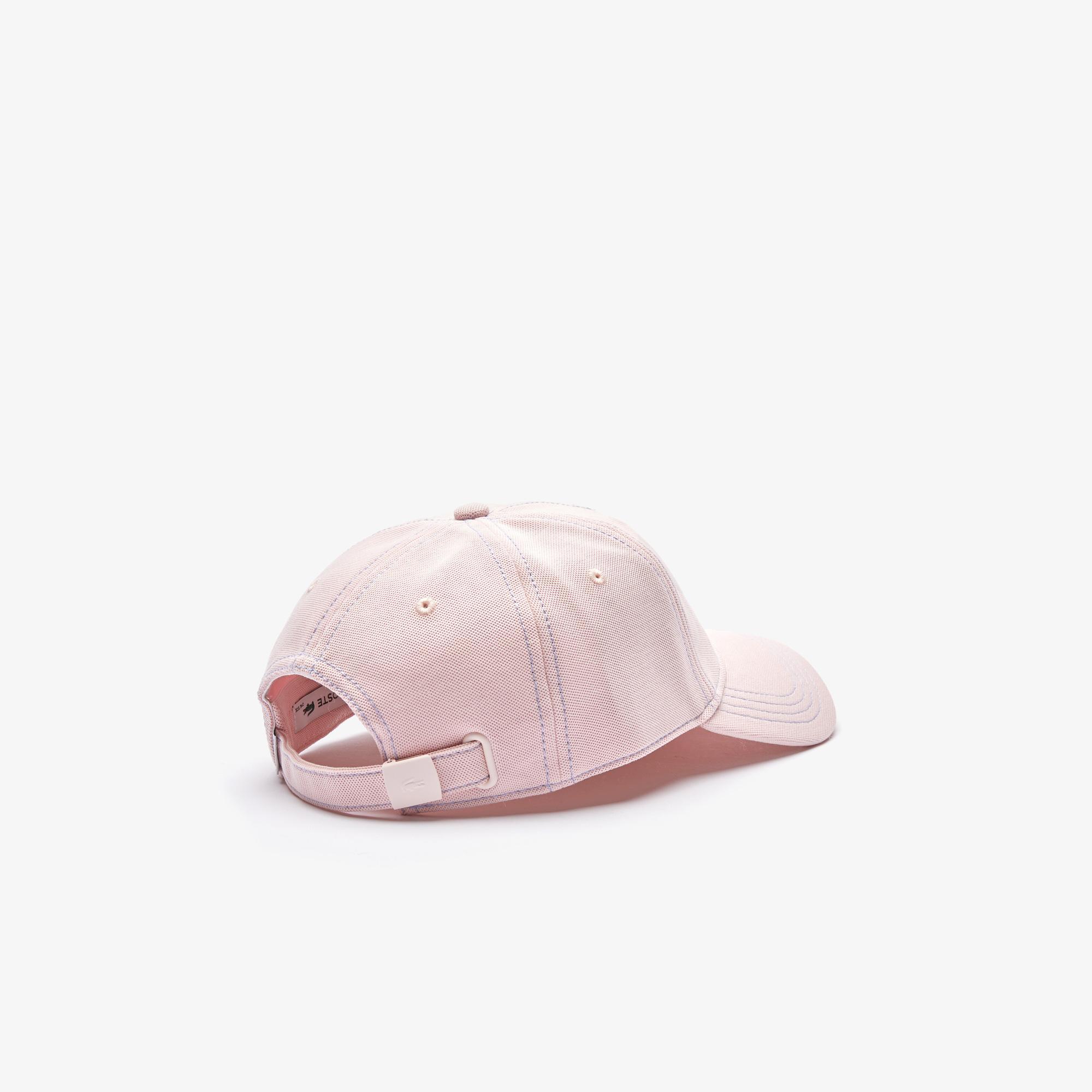 Lacoste Erkek Nakışlı Açık Pembe Şapka