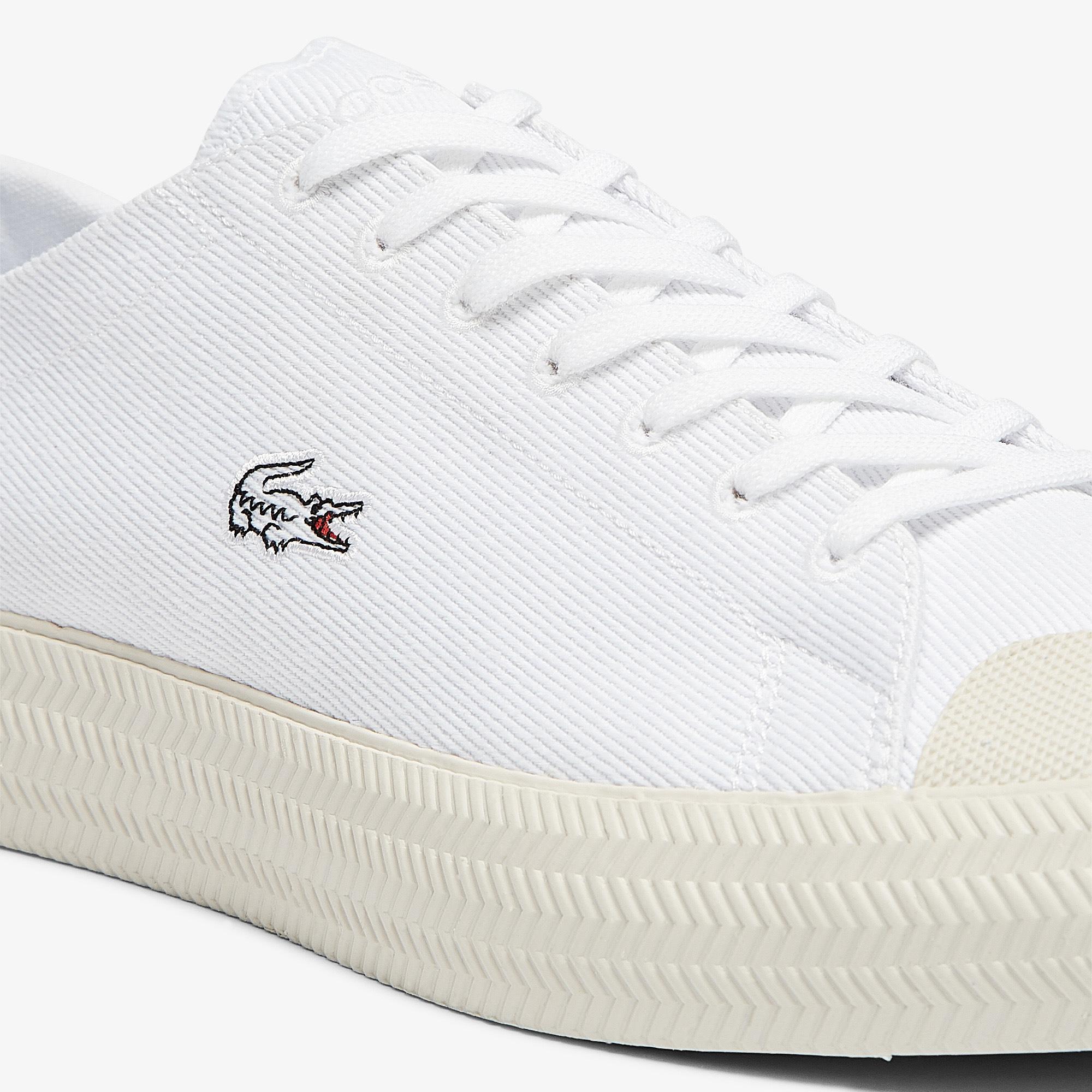 Lacoste Gripshot 1121 2 Cma Erkek Beyaz Sneaker