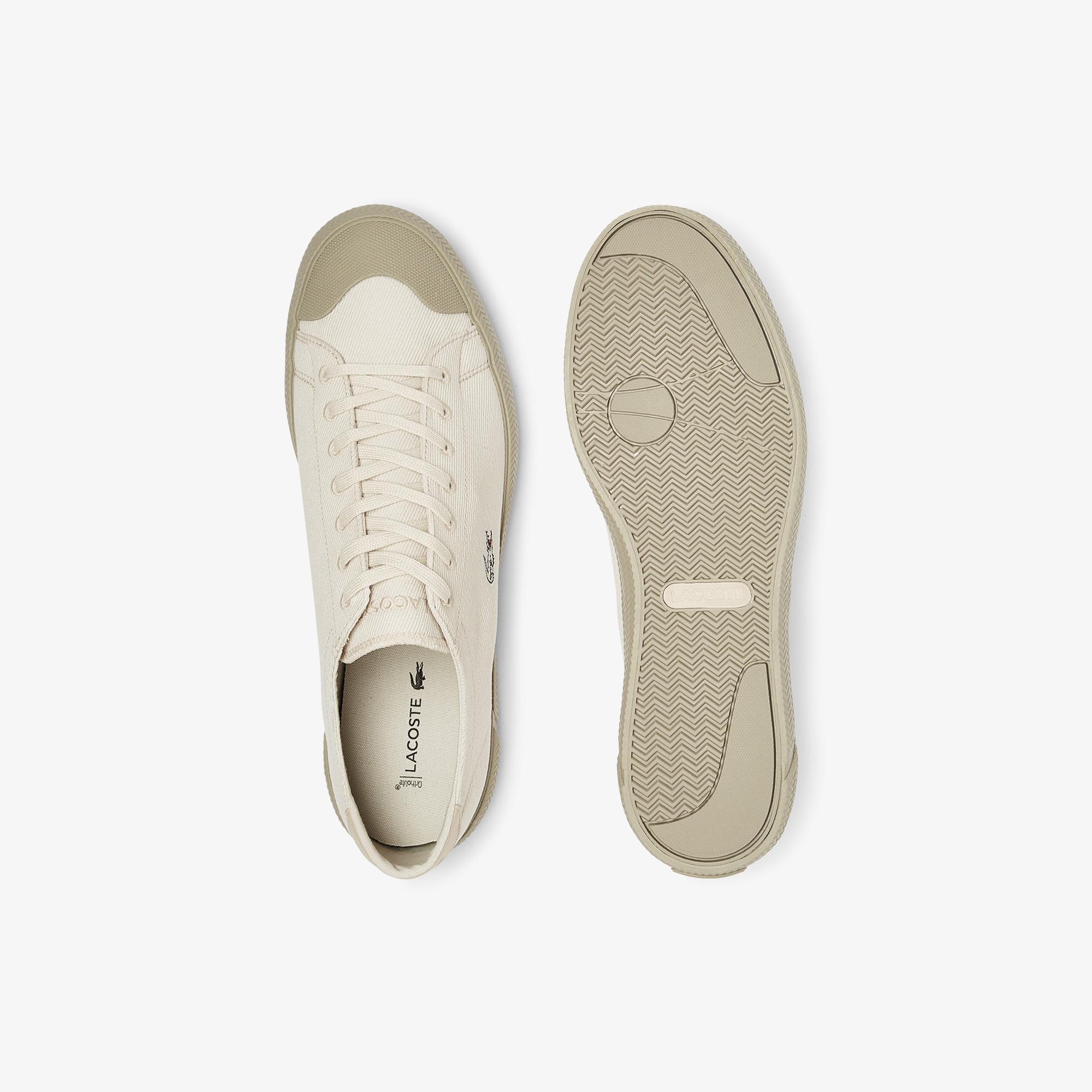 Lacoste Gripshot 1121 2 Cma Erkek Bej Sneaker
