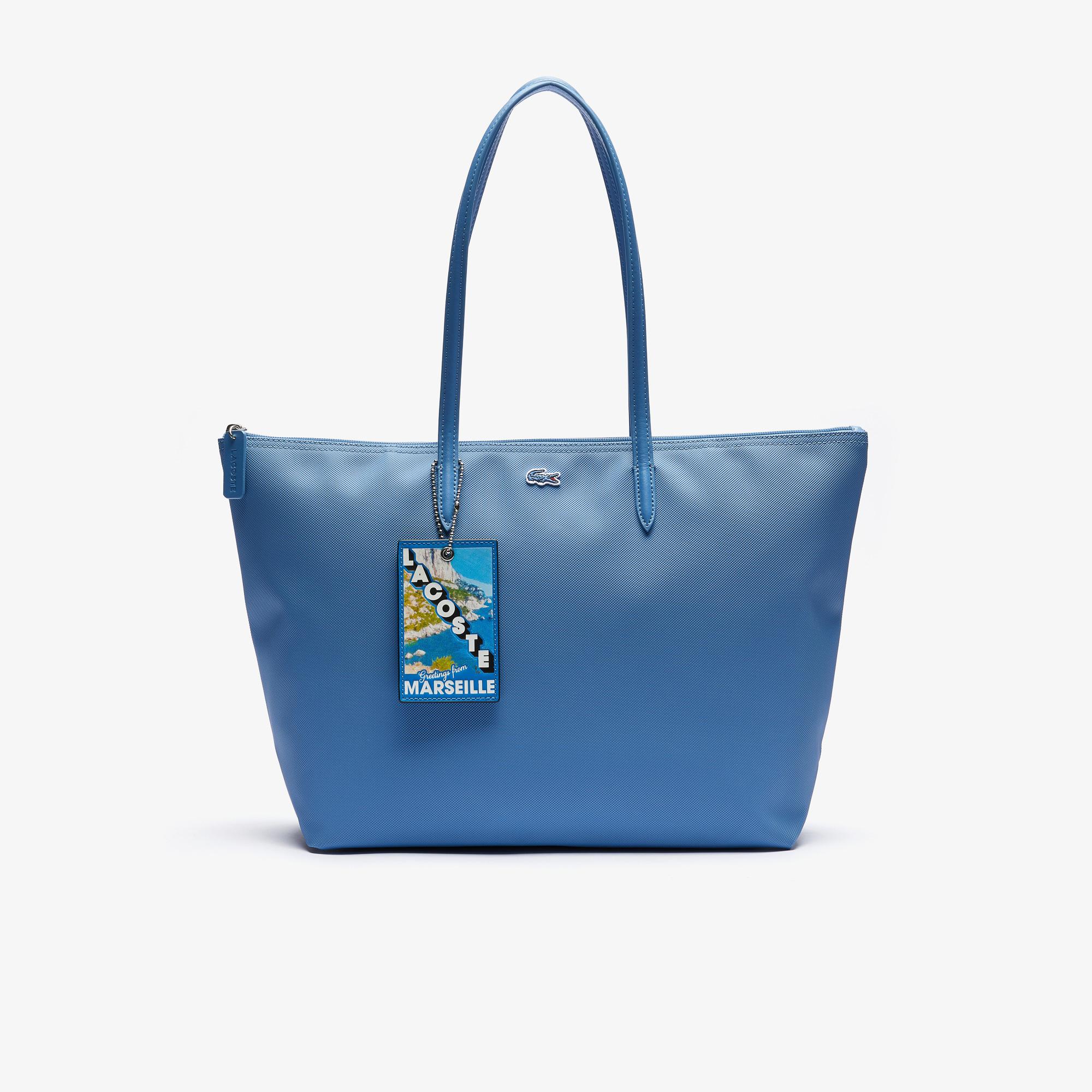 Lacoste Kadın Mavi Çanta