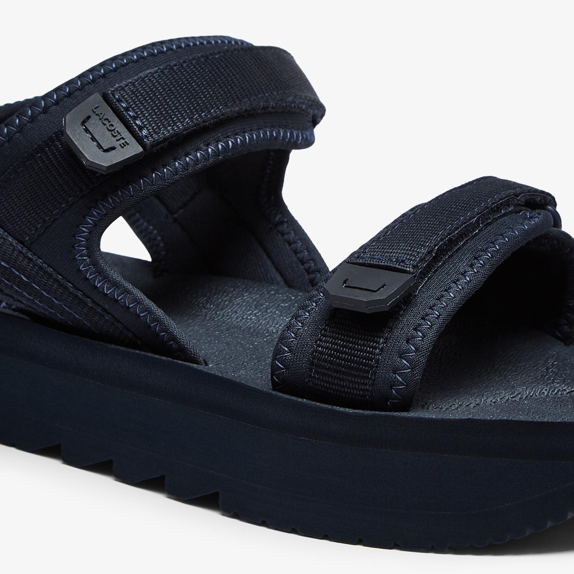 Lacoste Suruga Plus 0921 1 Cfa Kadın Lacivert Sandalet