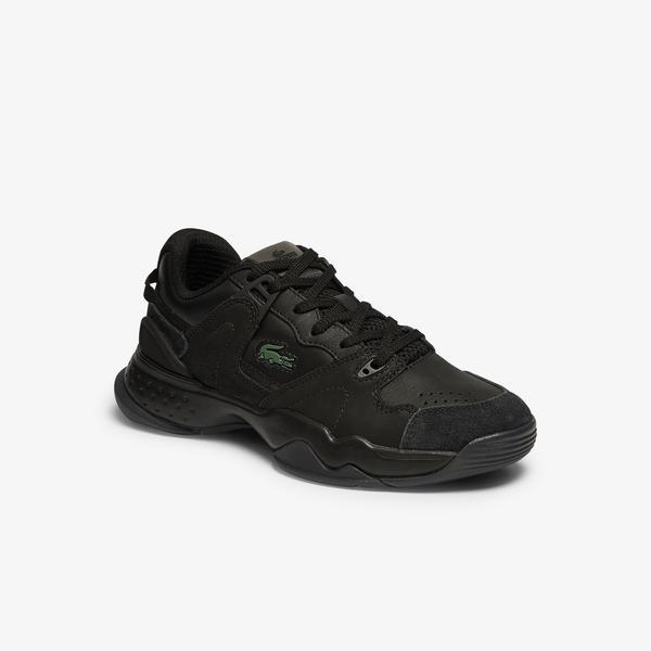 Lacoste T-Point 0721 1 G Sfa Kadın Siyah Sneaker
