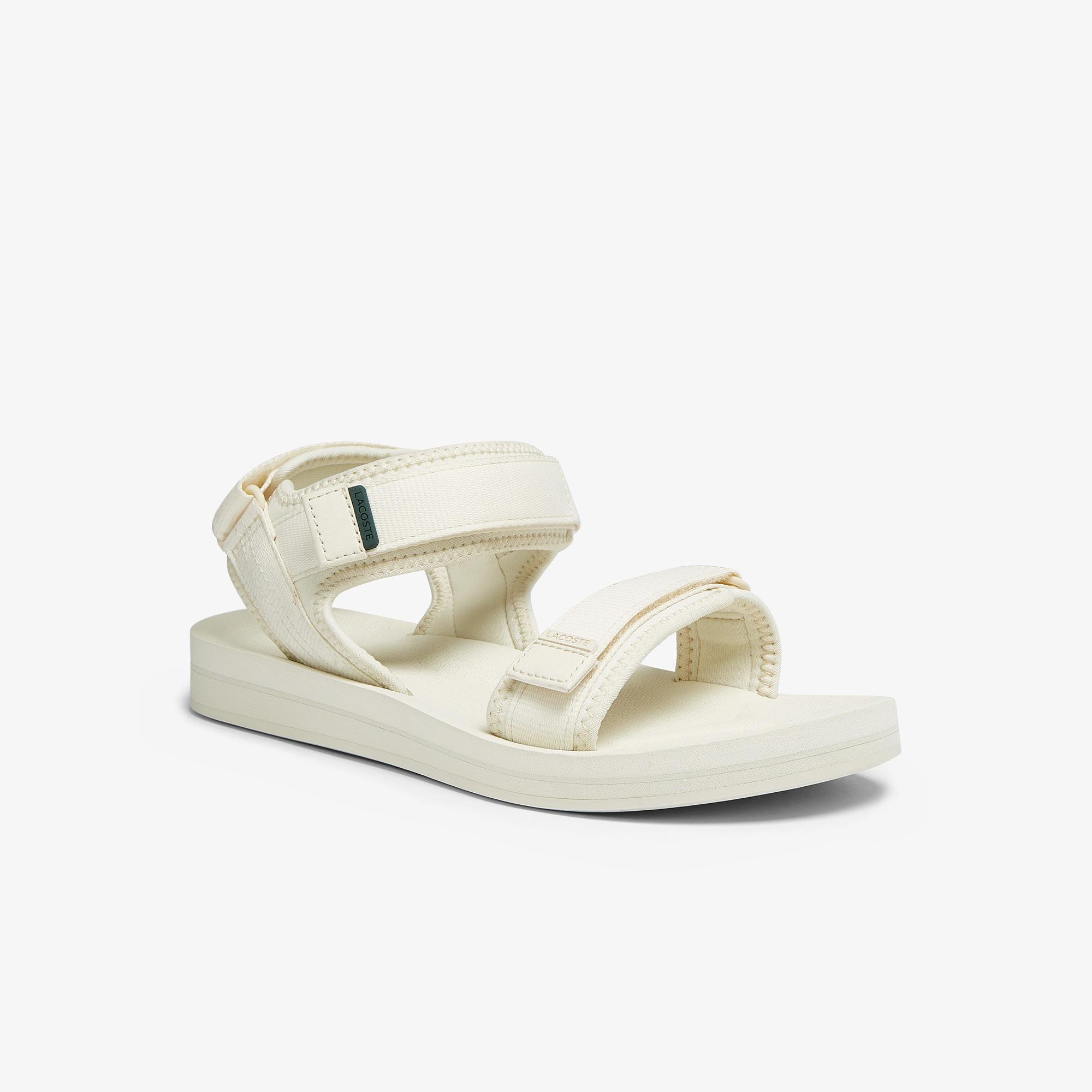 Lacoste Suruga 0921 1 Cma Erkek Beyaz Sandalet