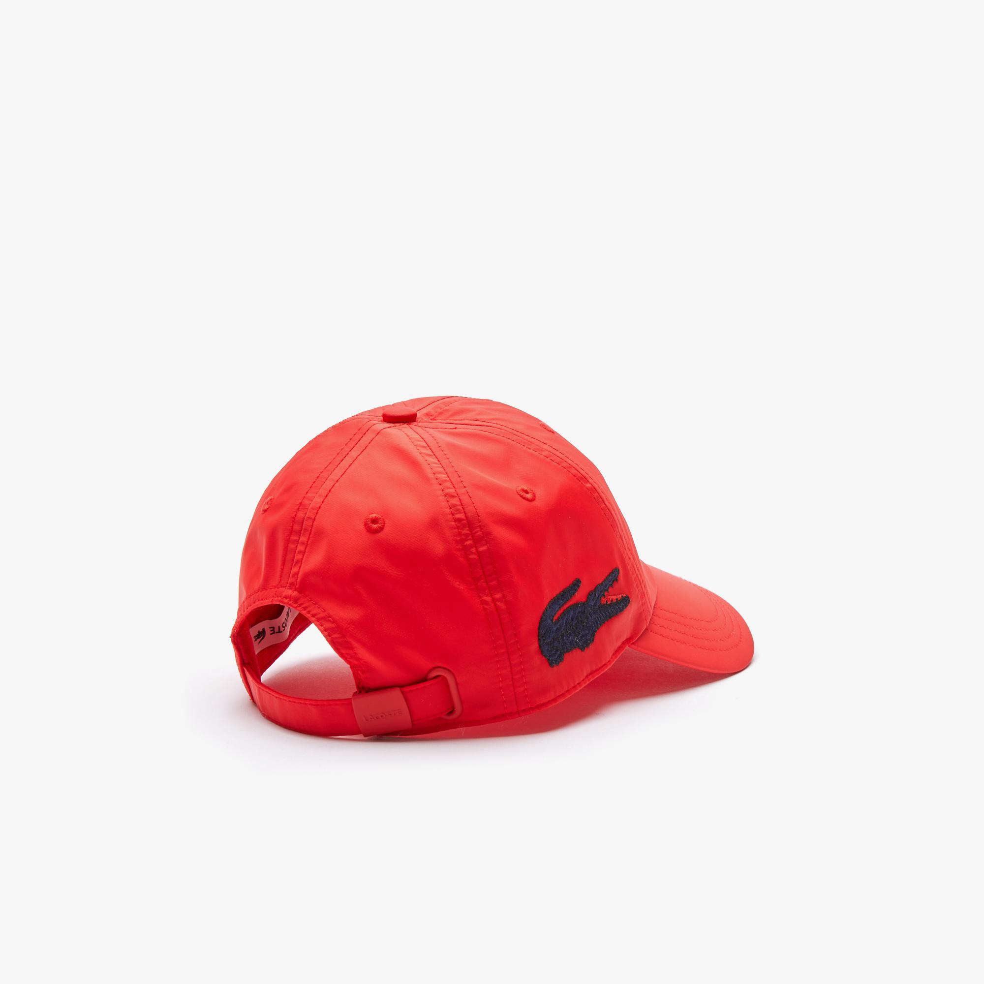 Lacoste Kadın Kırmızı Şapka