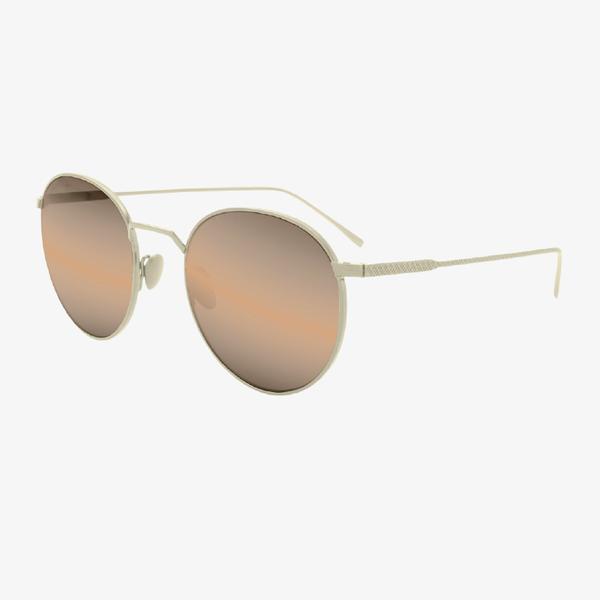 Lacoste Unisex Bej Güneş Gözlüğü