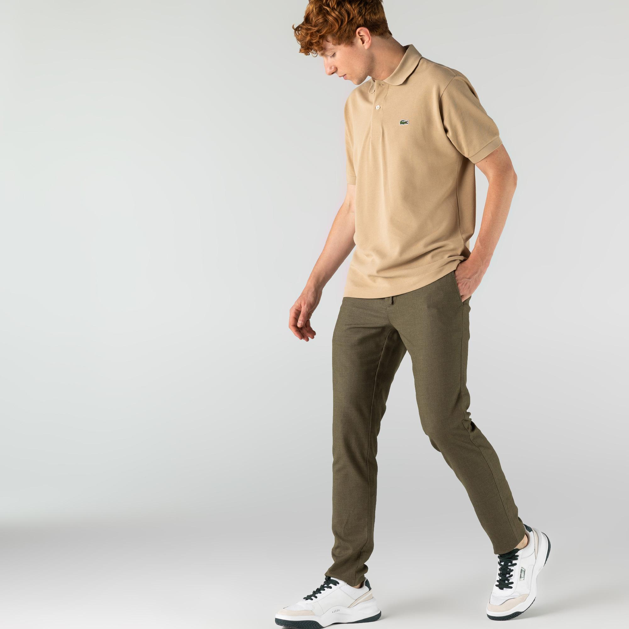 Lacoste Erkek Haki Jogger Pantolon