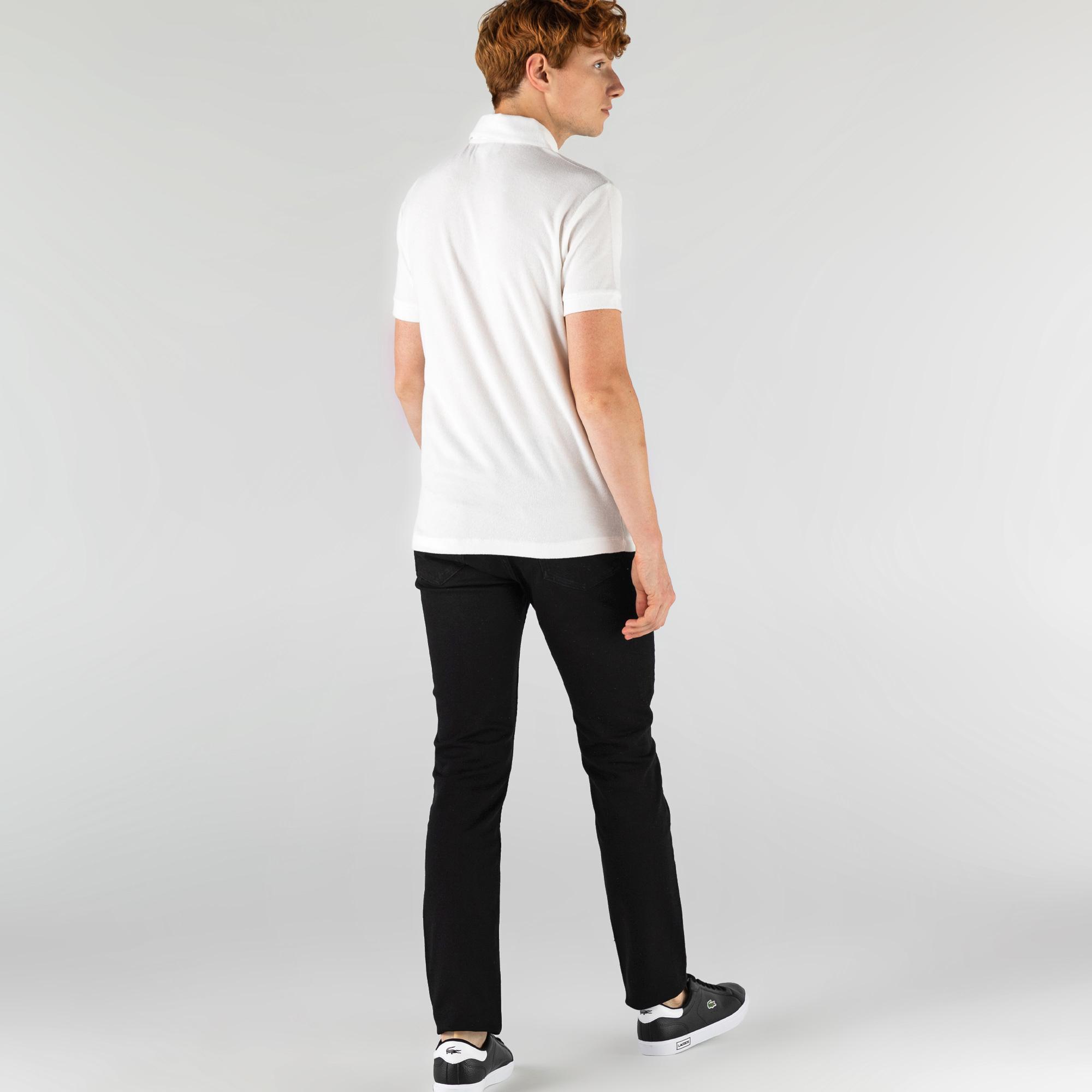 Lacoste Erkek Denim Antrasit Pantolon