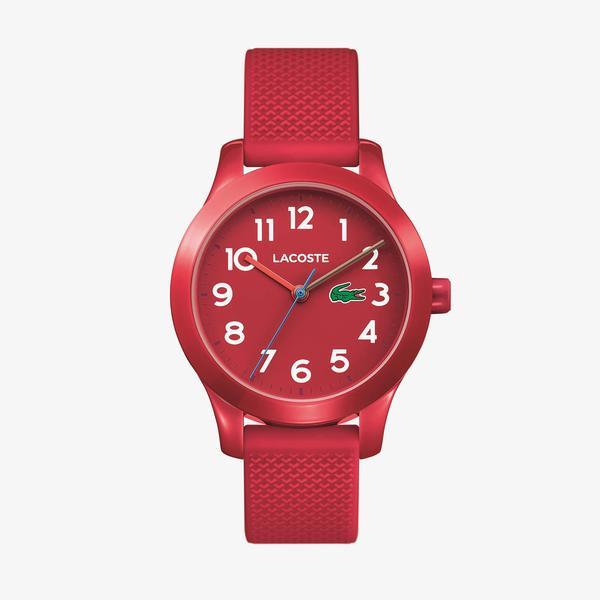 Lacoste Çocuk Kırmızı Saat