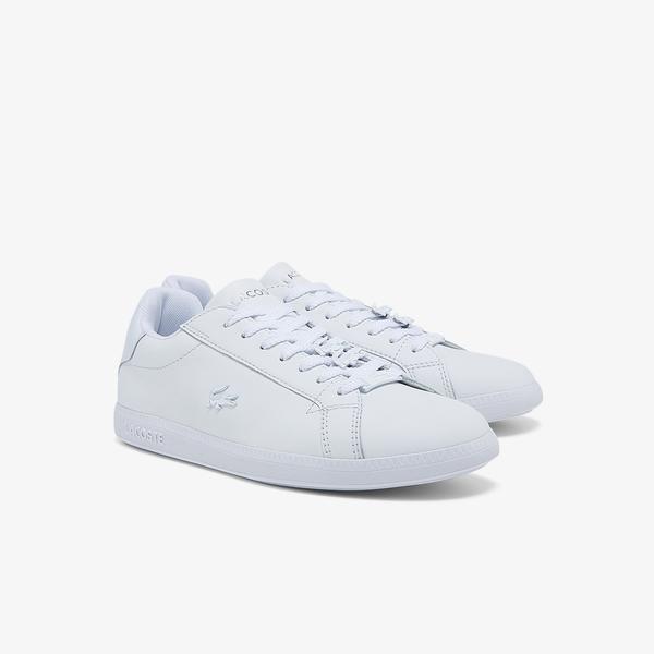 Lacoste Kadın Gri Sneaker