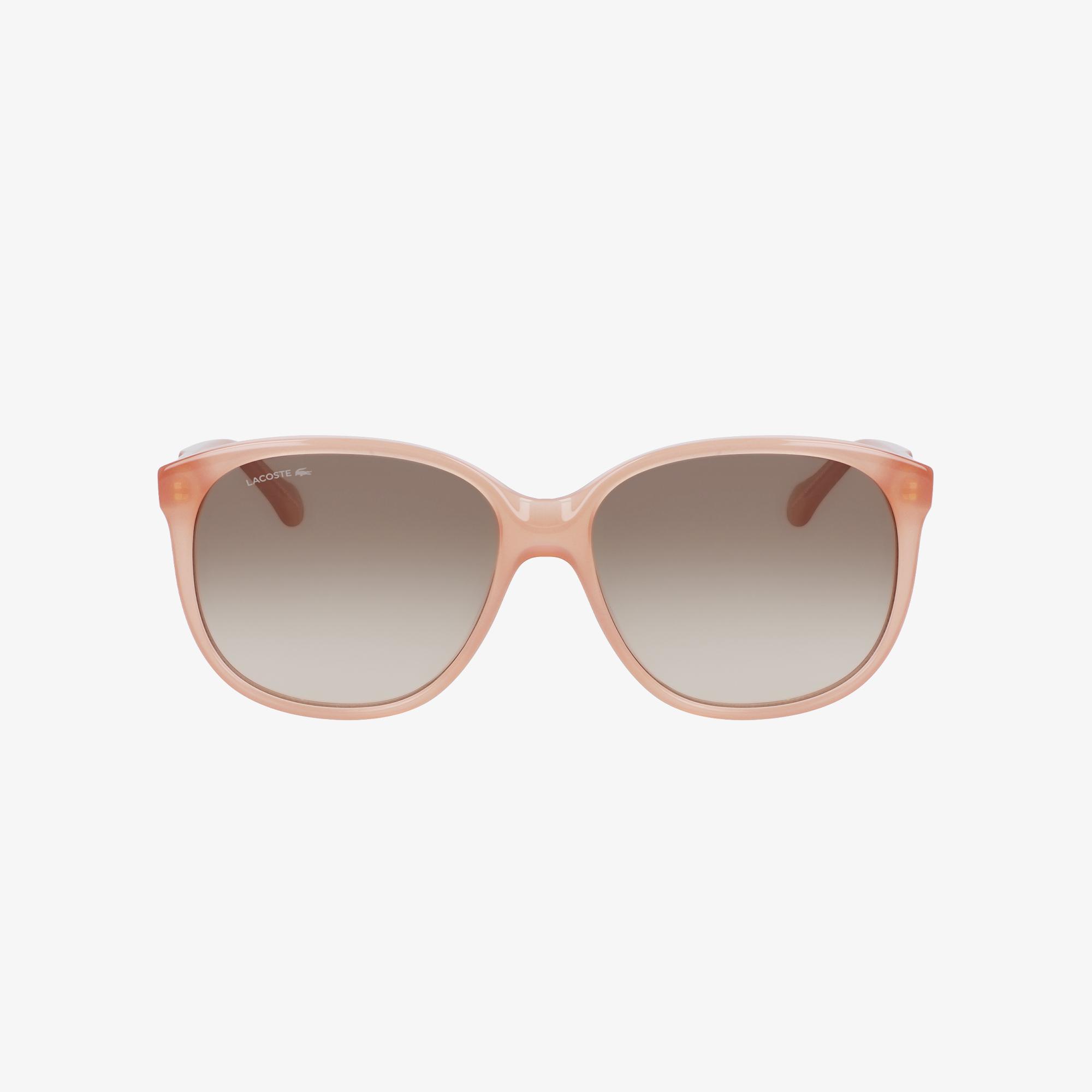 Lacoste Kadın Pembe Güneş Gözlüğü