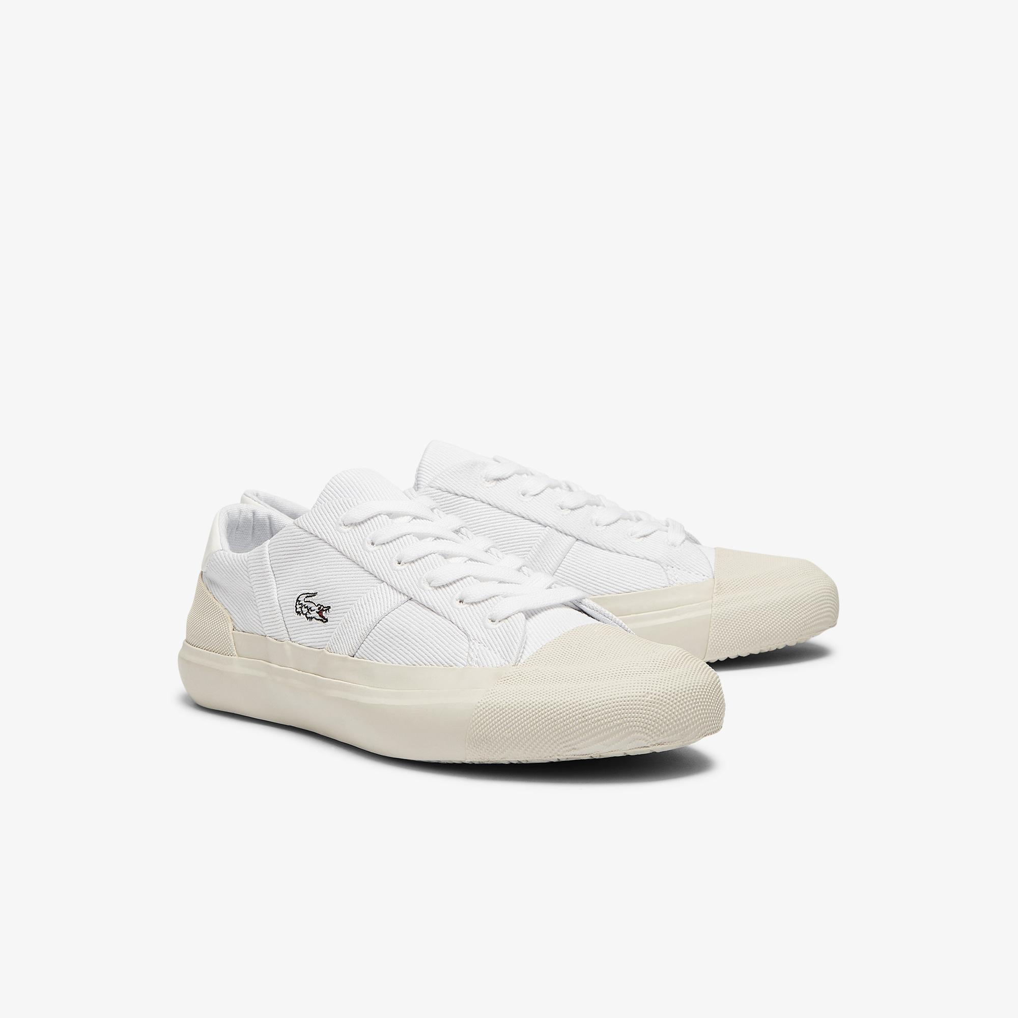 Lacoste Sideline 0921 1 Cfa Kadın Beyaz Sneaker