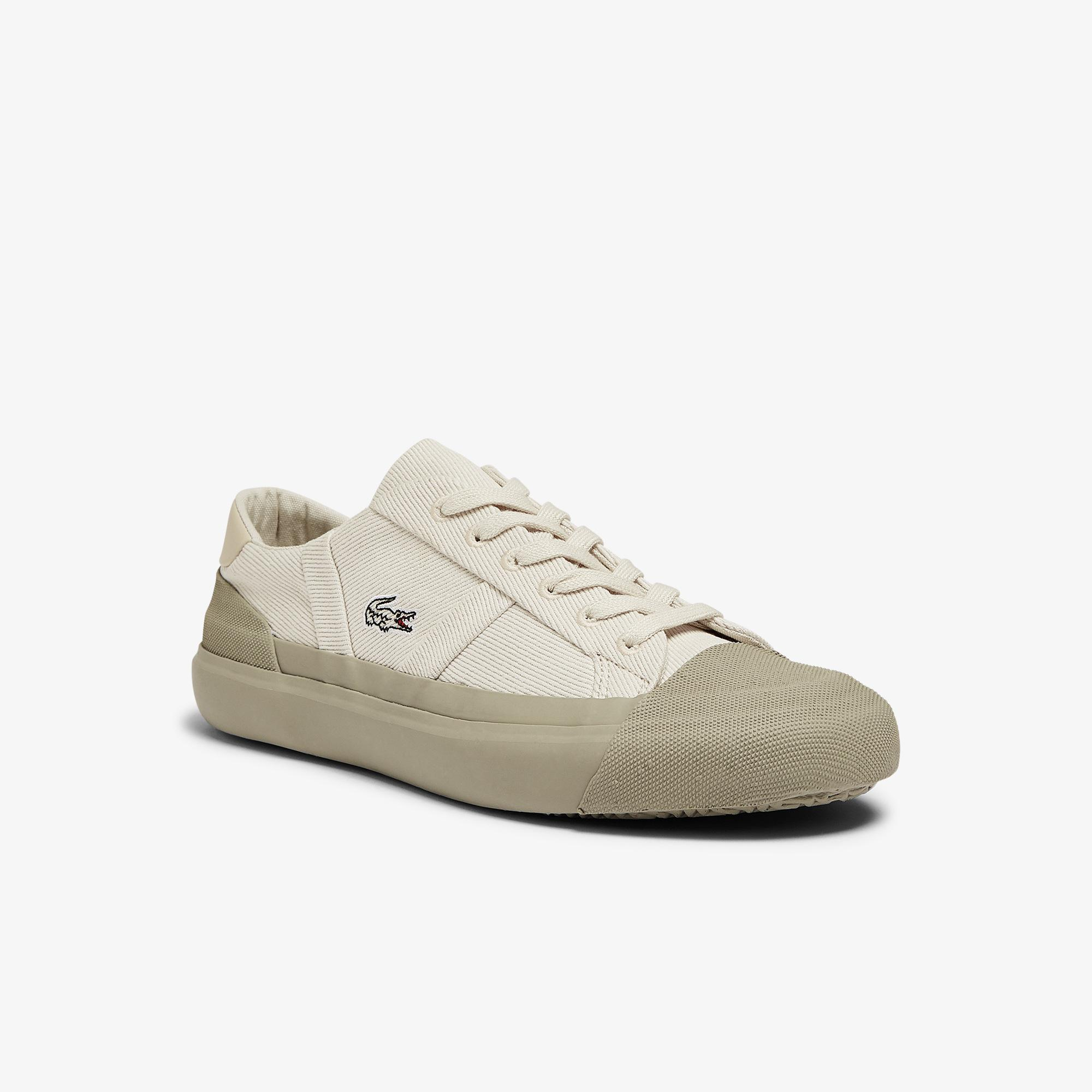 Lacoste Sideline 0921 1 Cfa Kadın Bej Sneaker