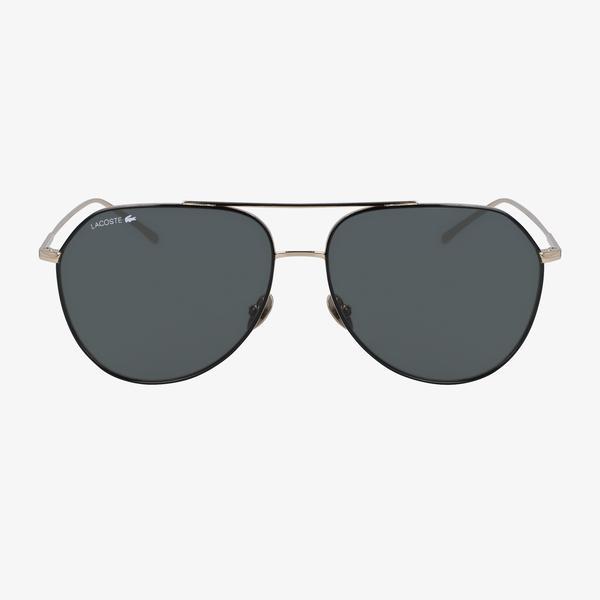 Lacoste Erkek Sarı Güneş Gözlüğü