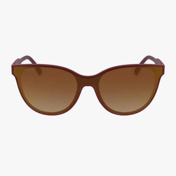 Lacoste Kadın Kırmızı Güneş Gözlüğü