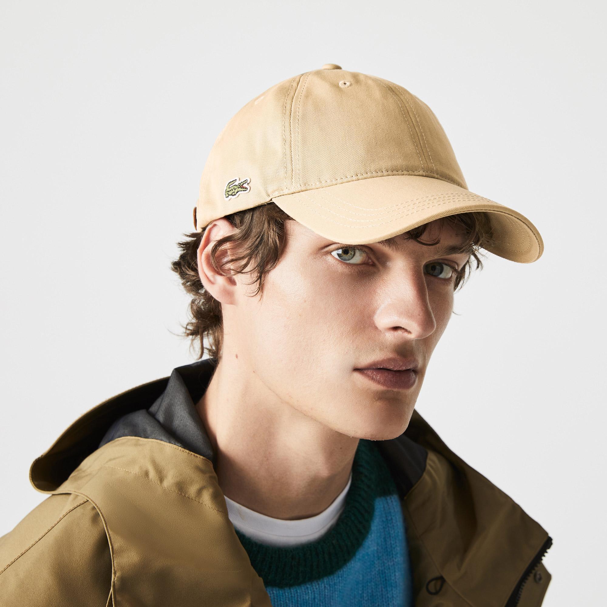 Lacoste Erkek Açık Kahverengi Şapka