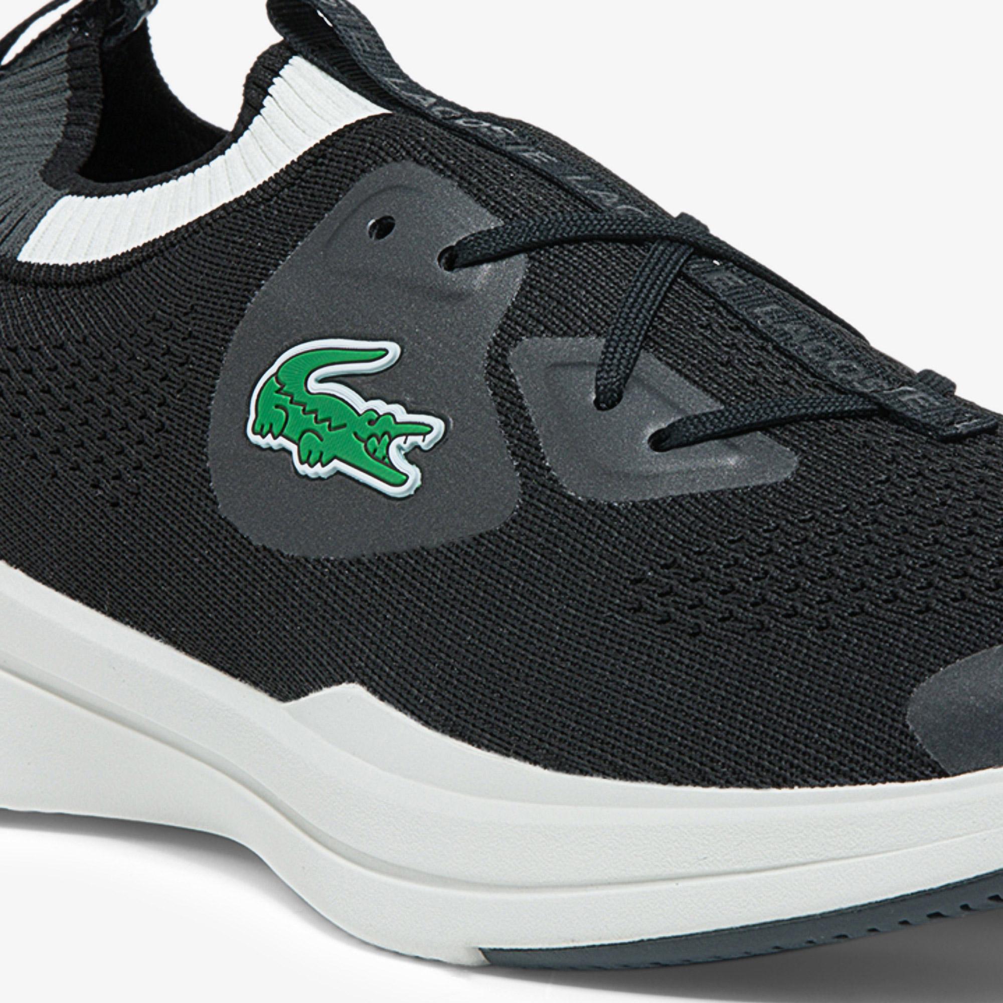 Lacoste Run Spin Erkek Siyah Sneaker