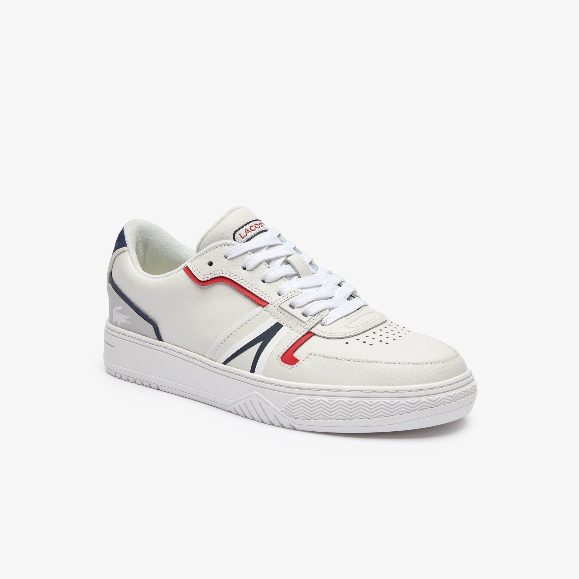 Lacoste L001 0321 1 Sma Erkek Deri Renkli Sneaker
