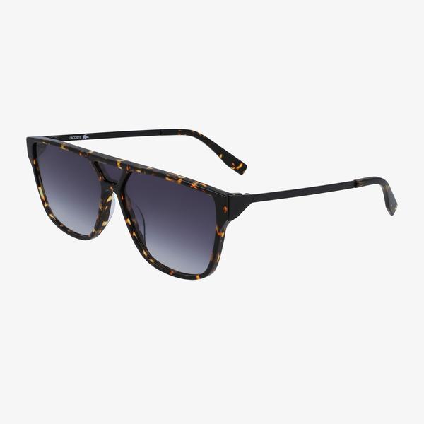 Lacoste Unisex Kahverengi Güneş Gözlüğü