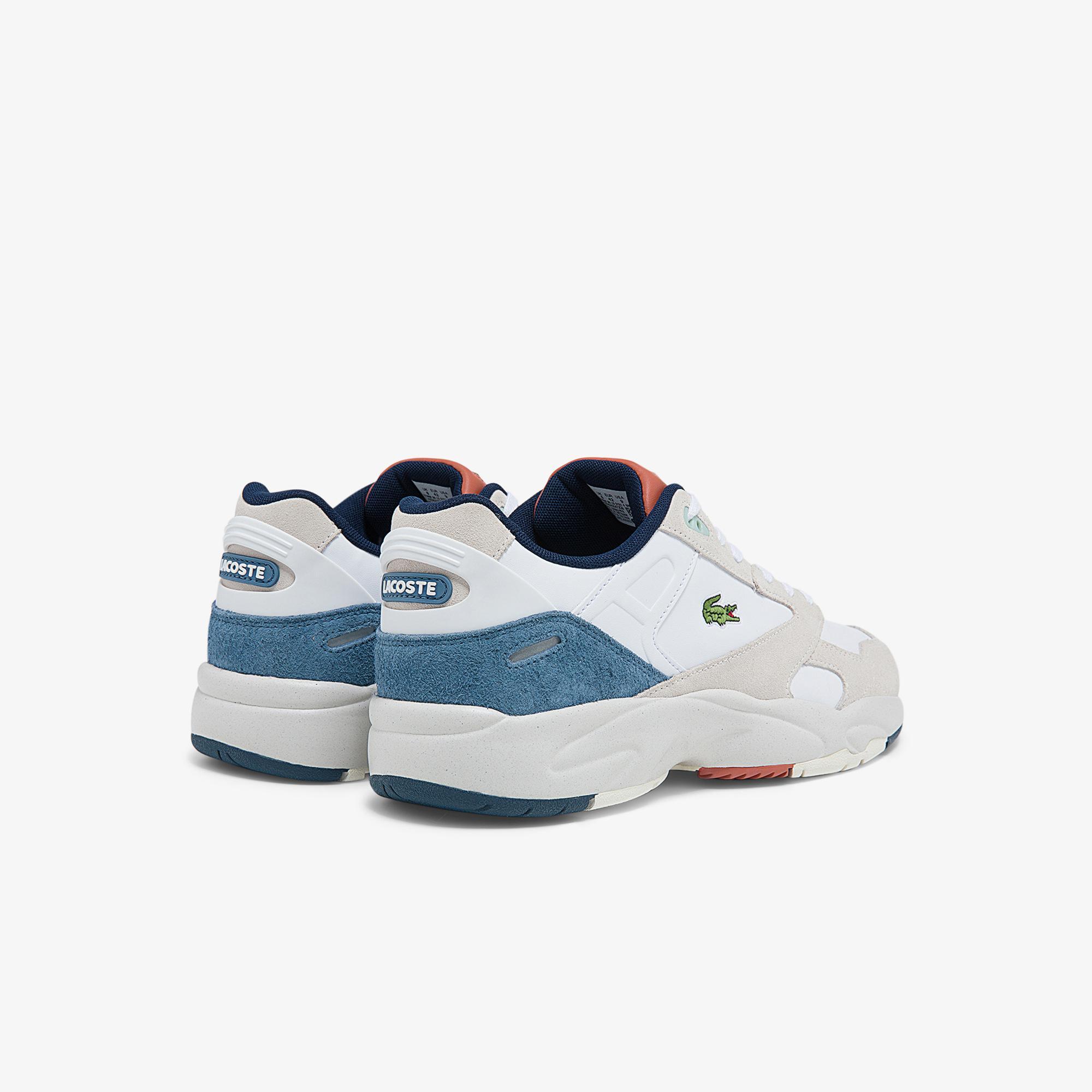 Lacoste Storm 96 Erkek Bej Sneaker