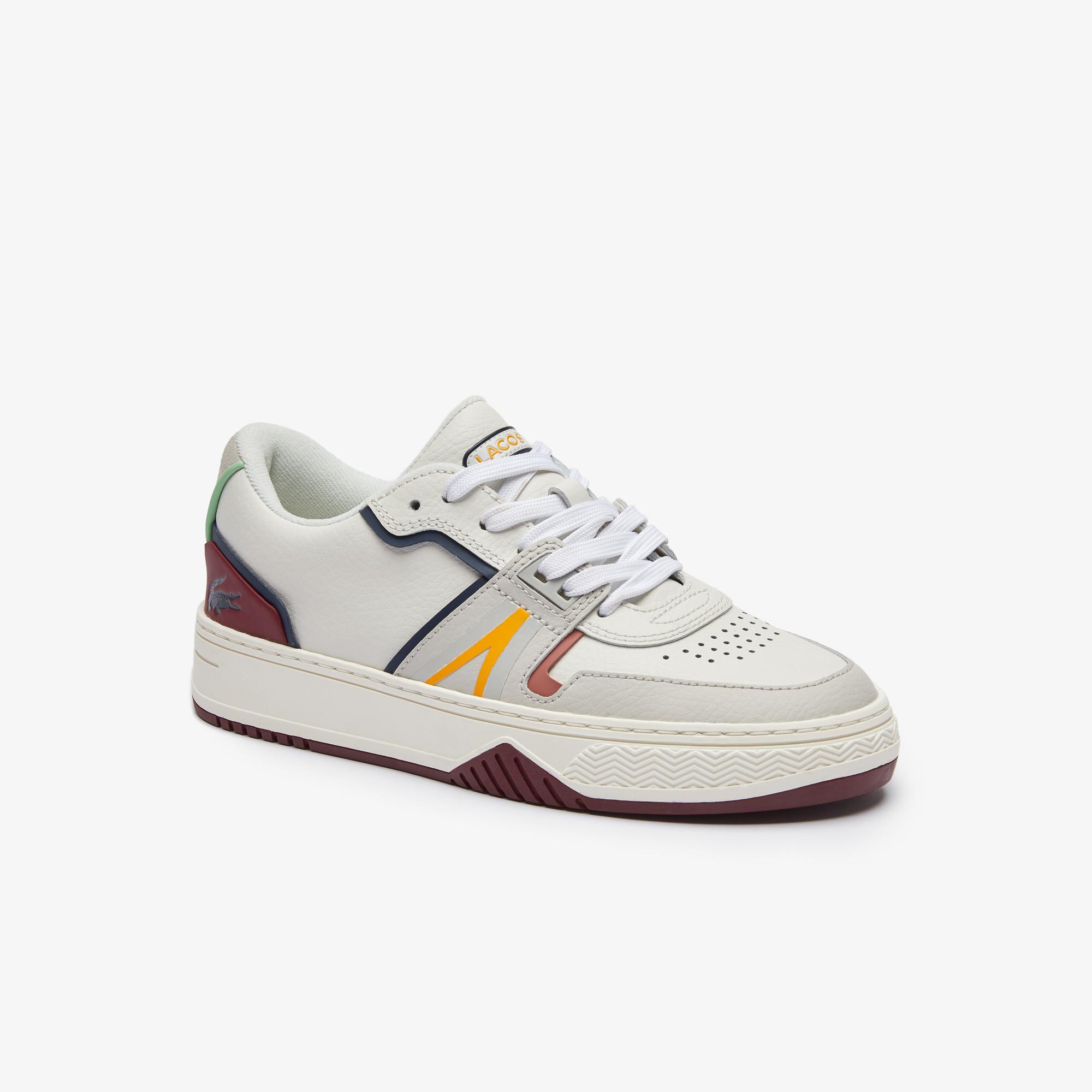 Lacoste L001 0321 1 Sfa Kadın Deri Beyaz Sneaker