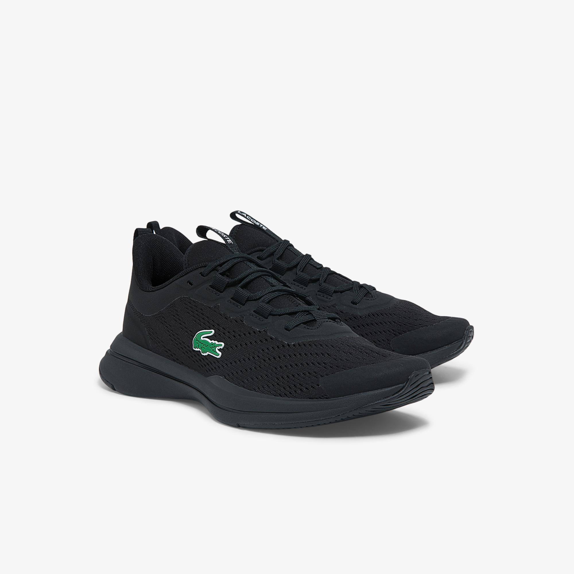 Lacoste Run Spin 0121 1 Sfa Kadın Siyah Sneaker