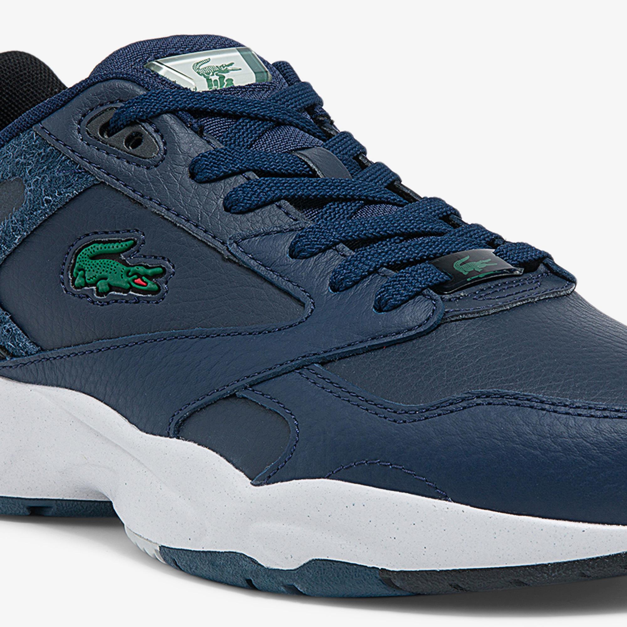 Lacoste Storm 96 Lo Erkek Lacivert Sneaker