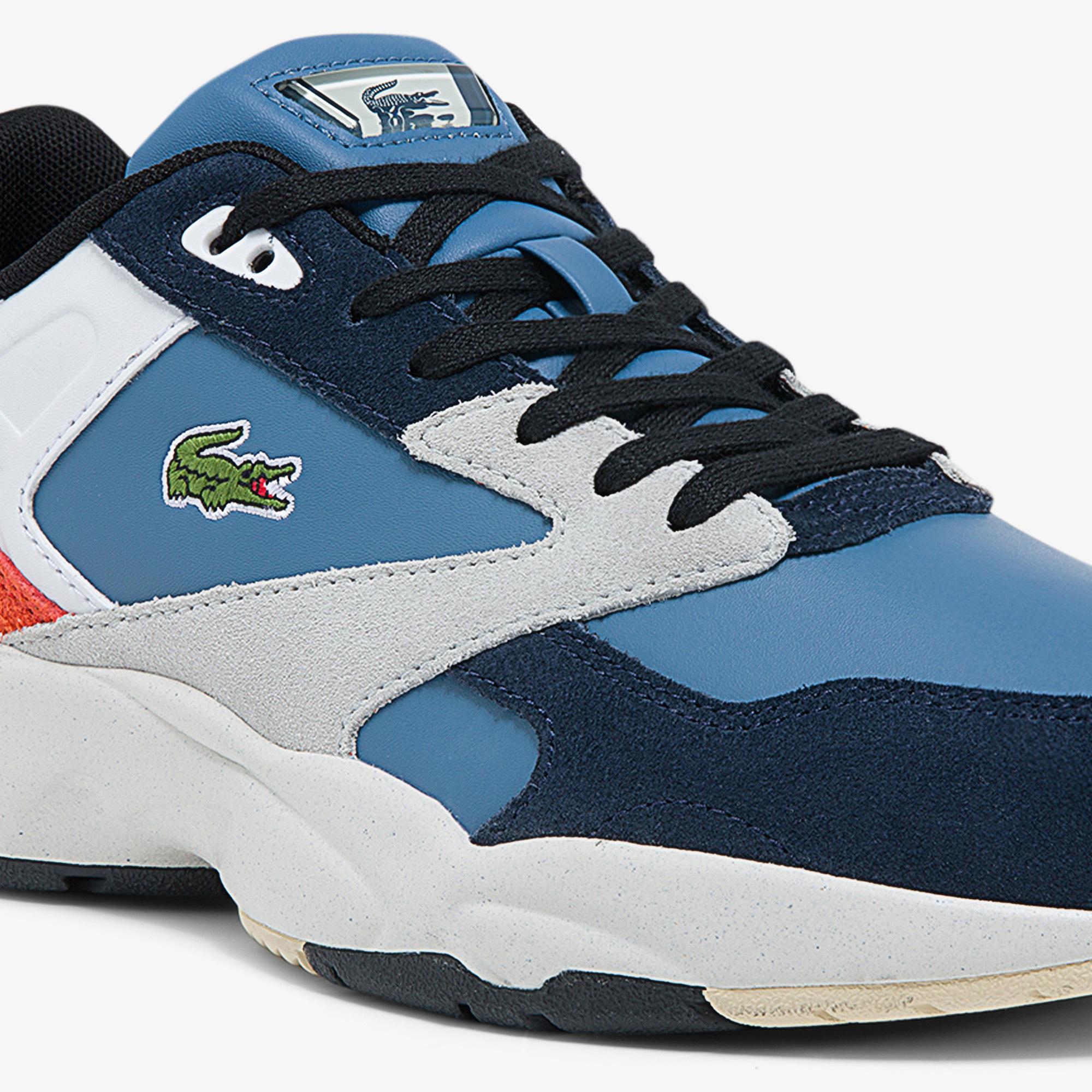 Lacoste Storm 96 Lo Erkek Mavi Sneaker