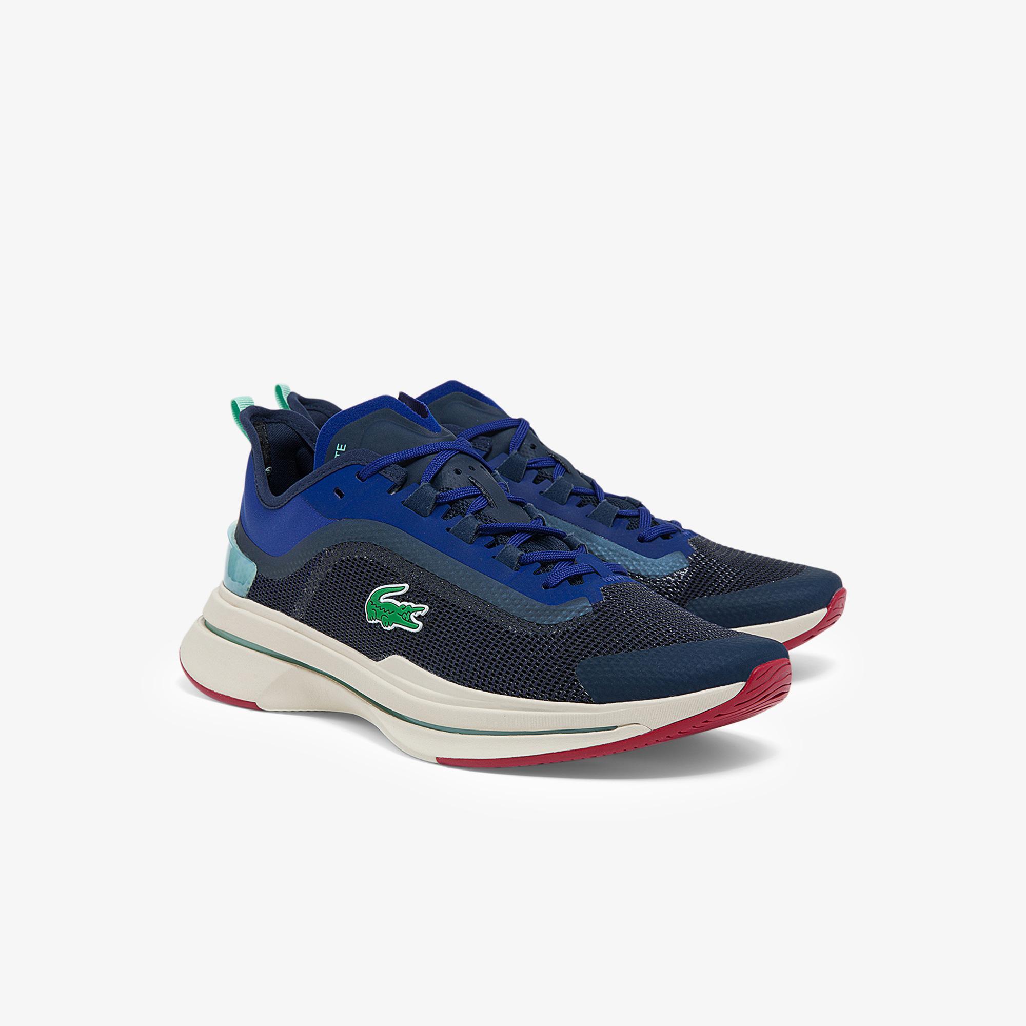 Lacoste Run Spin Ultra 0121 1 Sma Erkek Lacivert - Mavi Sneaker