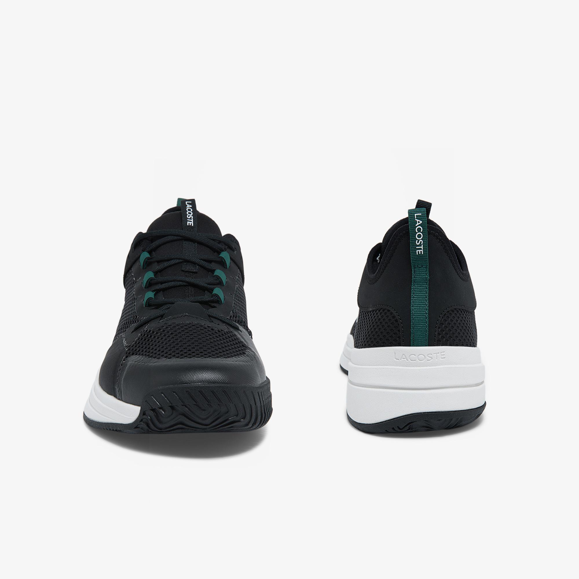 Lacoste Ag-Lt 21 0121 1 Sma Erkek Siyah - Yeşil Sneaker