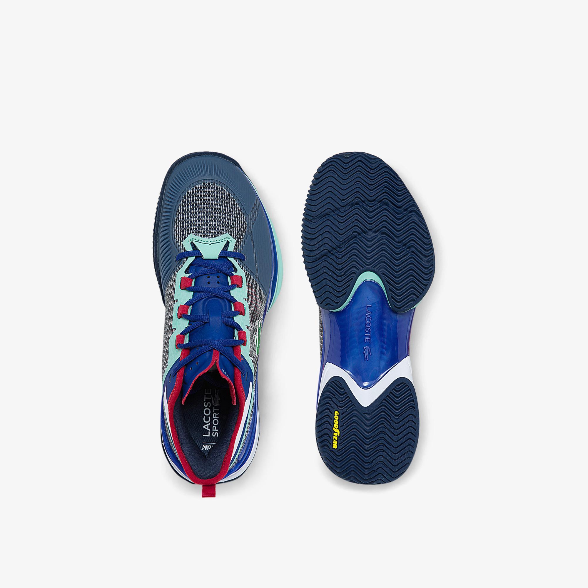 Lacoste Ag-Lt 21 Ultra 0121 1 Sma Erkek Mavi Sneaker