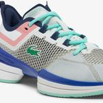 Lacoste Ag-Lt 21 Ultra 0121 1 Sfa Kadın Beyaz - Mavi Sneaker