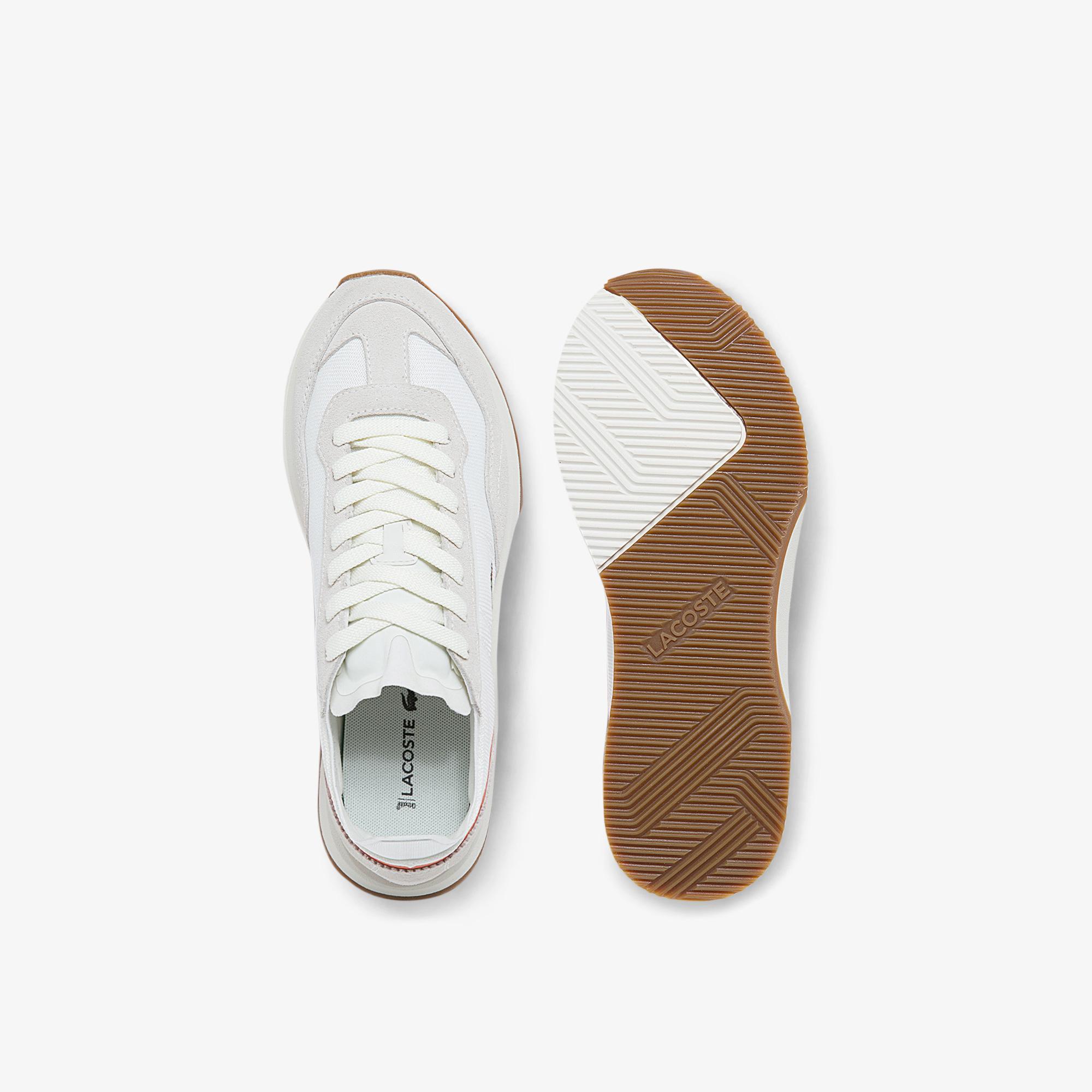 Lacoste Match Break 0121 1 Sfa Kadın Bej Sneaker
