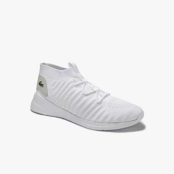 Lacoste Lt Fit-Flex 319 1 Sma Erkek Beyaz Sneaker