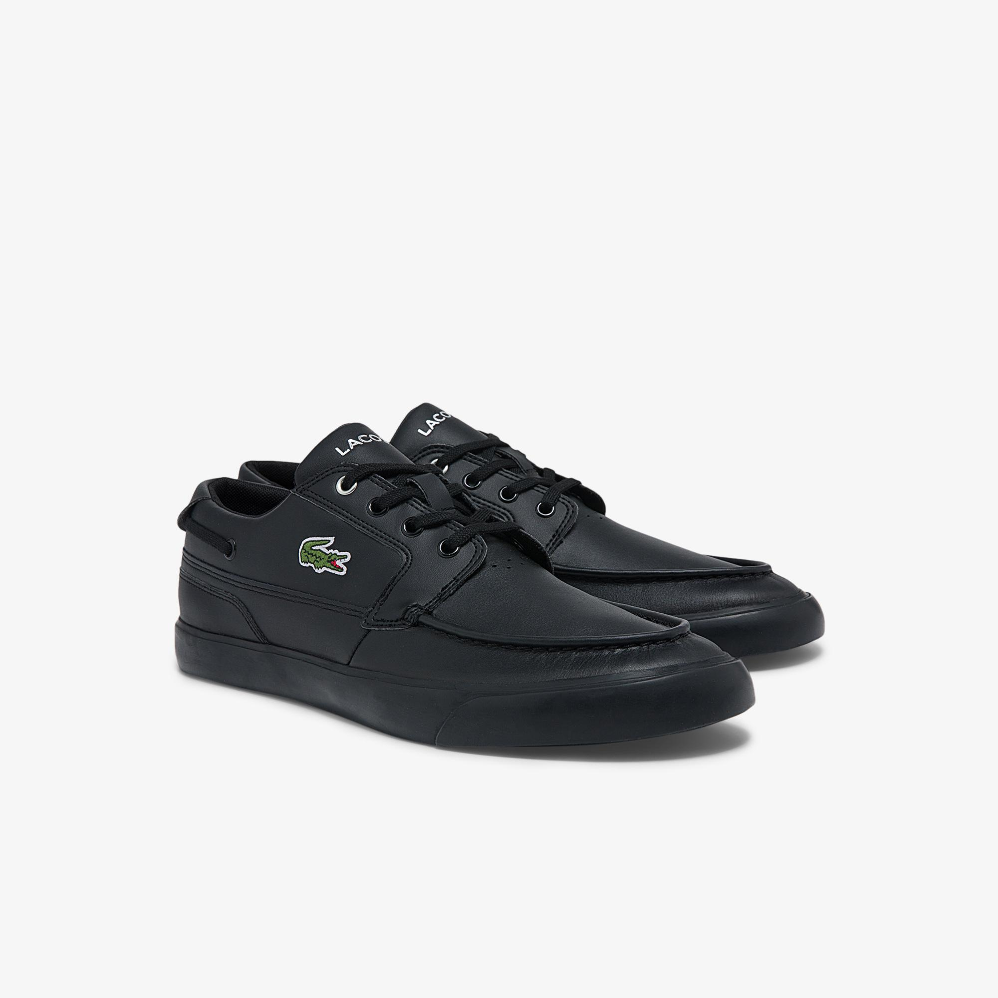 Lacoste Babyliss Erkek Siyah Sneaker