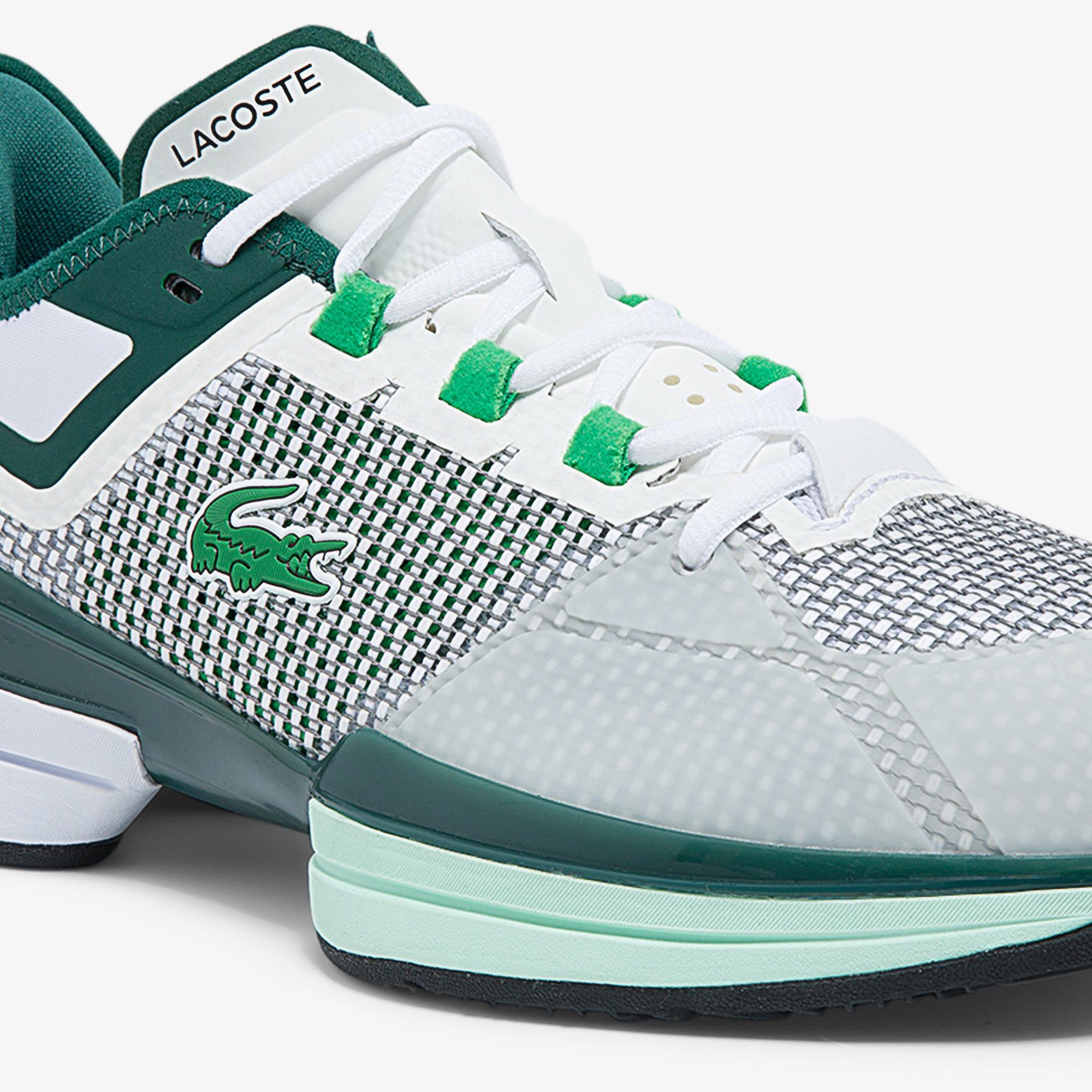 Lacoste Ag-Lt 21 Ultra 0121 1 Sma Erkek Beyaz - Yeşil Sneaker