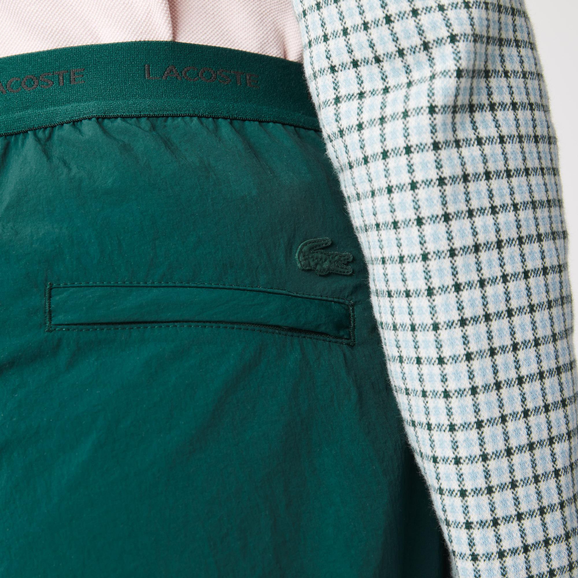 Lacoste Kadın Relaxed Fit Yeşil Eşofman Altı