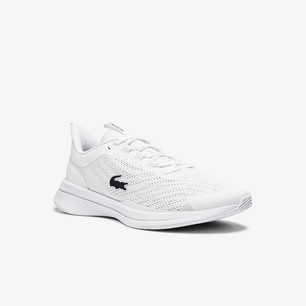 Lacoste Run Spin 0721 1 Sma Erkek Beyaz Sneaker