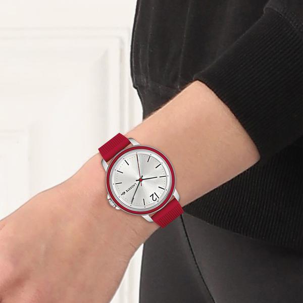 Lacoste Kadın Kırmızı Saat