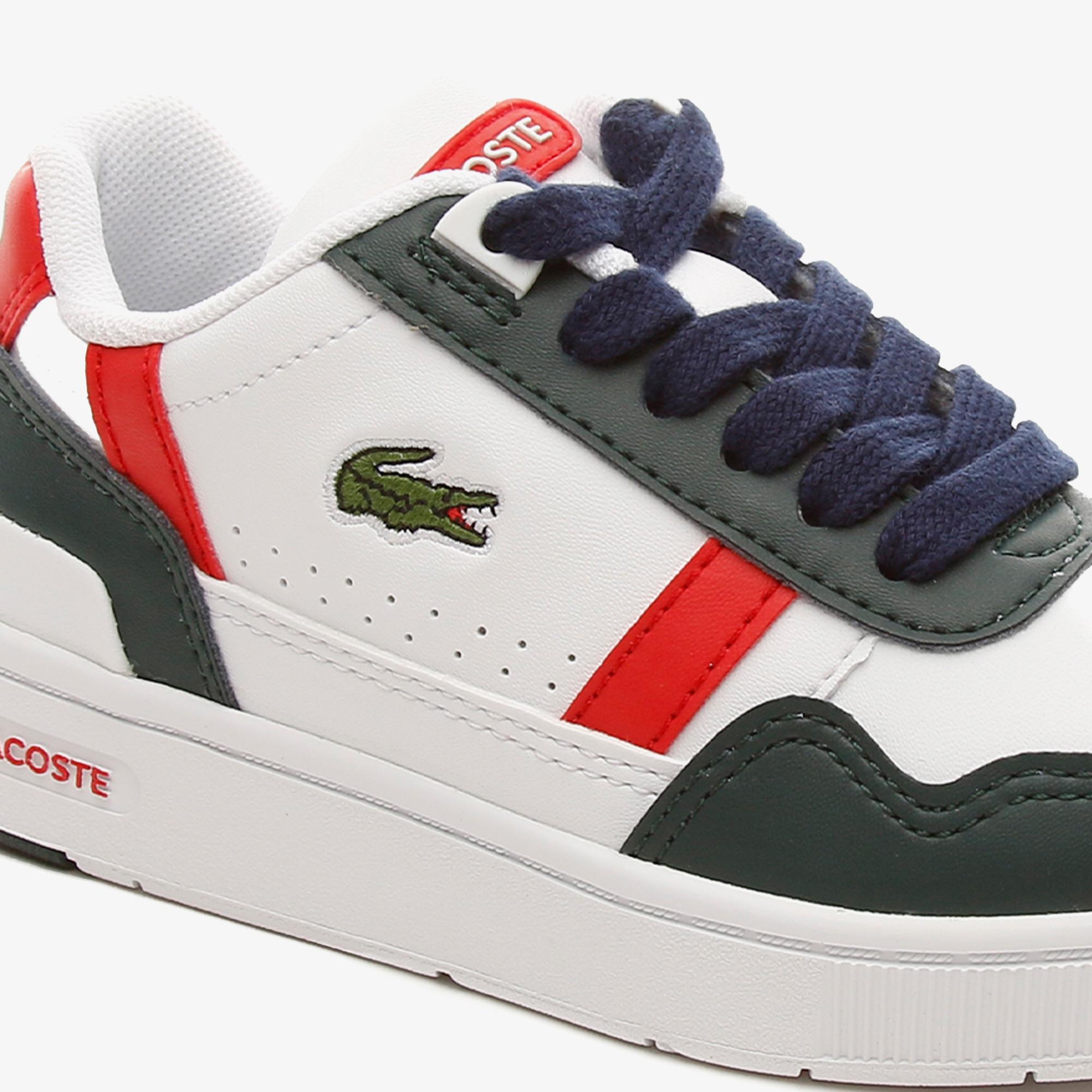 Lacoste T-Clip Çocuk Lacivert Sneaker